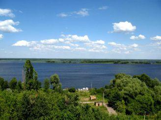 Kanev reservoir